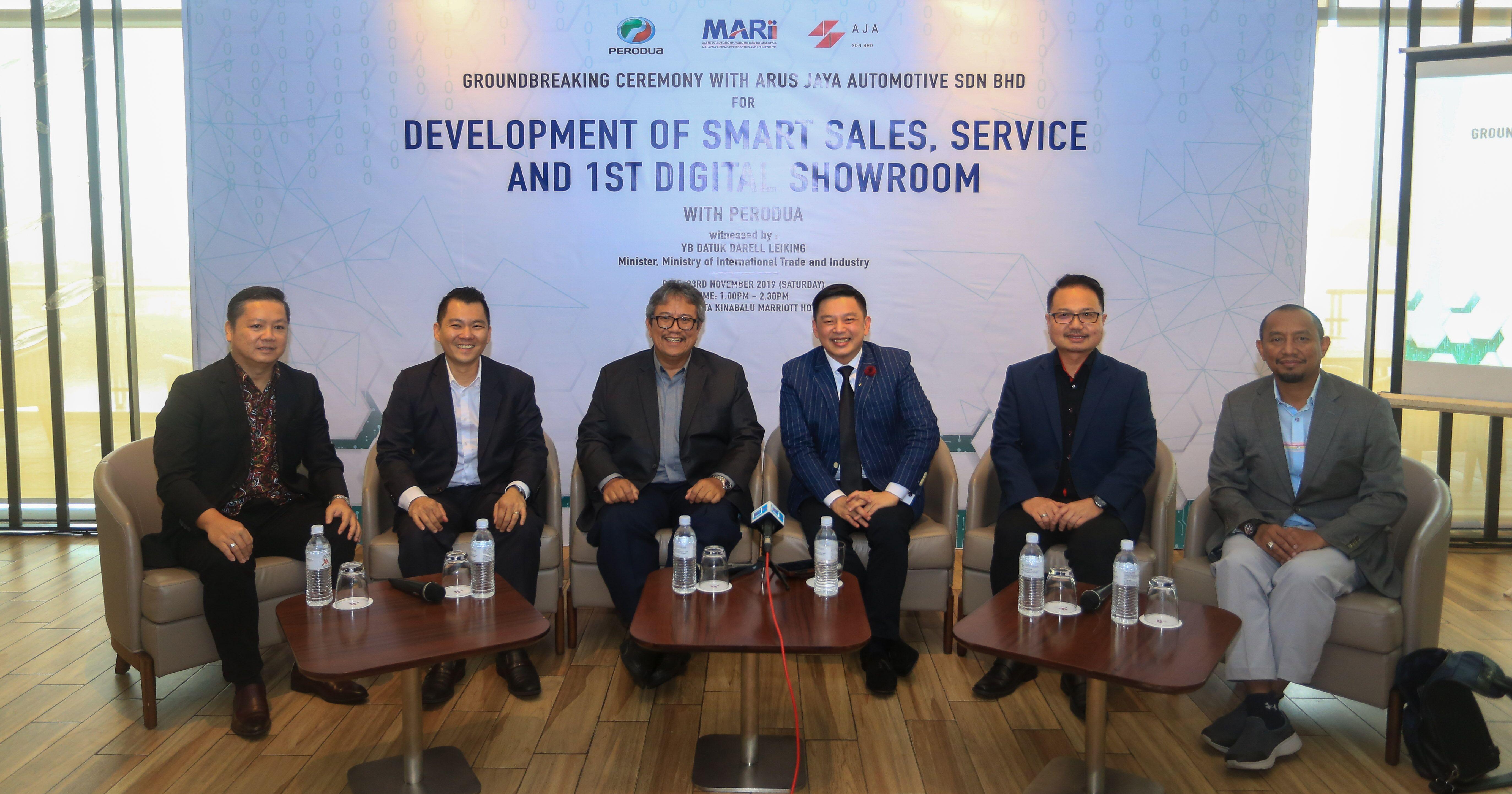 Perodua dan MARii bangunkan pusat pameran digital