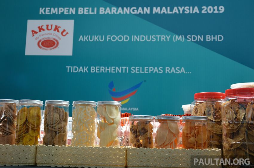Petronas promotes local SME products at Kedai Mesra Image #1053044