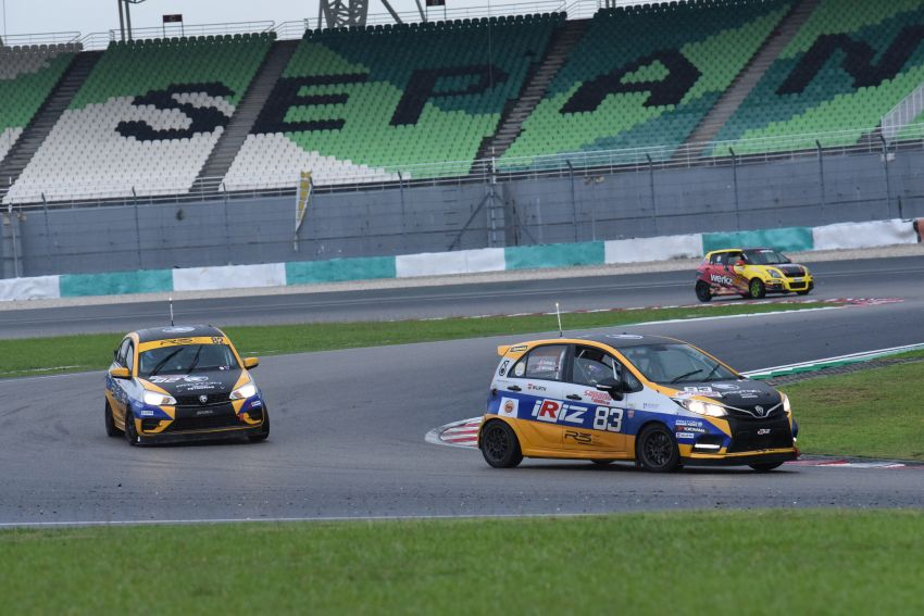 Proton R3 wins Sepang 1000KM – third win in a row, ladies trio seventh from P26 start; HMRT finishes 3rd Image #1050459