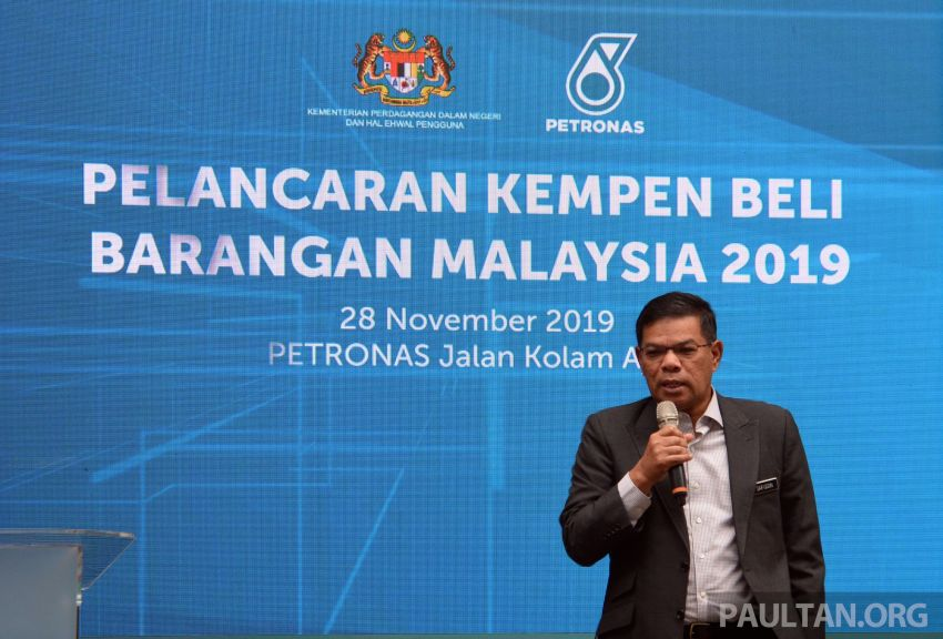 One sen per week fuel price increase when PSP starts next year is just a suggestion, not finalised – Saifuddin Image #1052931