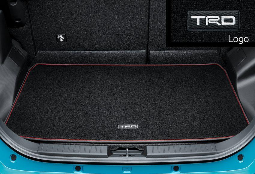 Toyota Raize gets TRD kit – skirts, bumper extensions Image #1043783