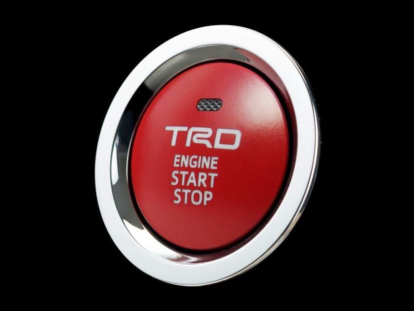 Toyota Raize gets TRD kit – skirts, bumper extensions Image #1043784