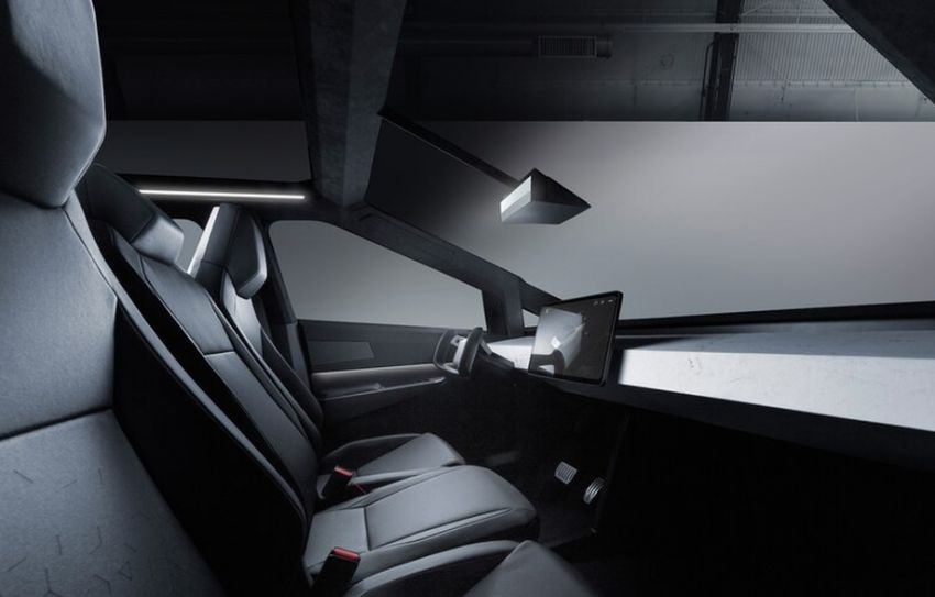 Tesla Cybertruck unveiled – space-age design electric pick-up with 800 km range, 0-96 km/h in 2.9 seconds Image #1050039