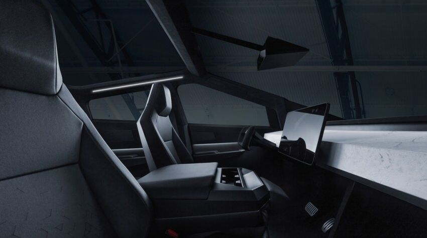 Tesla Cybertruck unveiled – space-age design electric pick-up with 800 km range, 0-96 km/h in 2.9 seconds Image #1050040