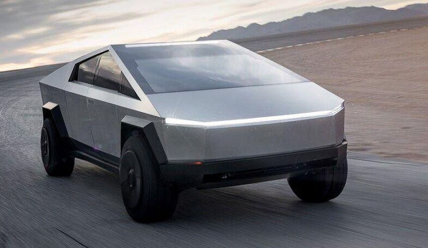 Tesla Cybertruck unveiled – space-age design electric pick-up with 800 km range, 0-96 km/h in 2.9 seconds Image #1050032