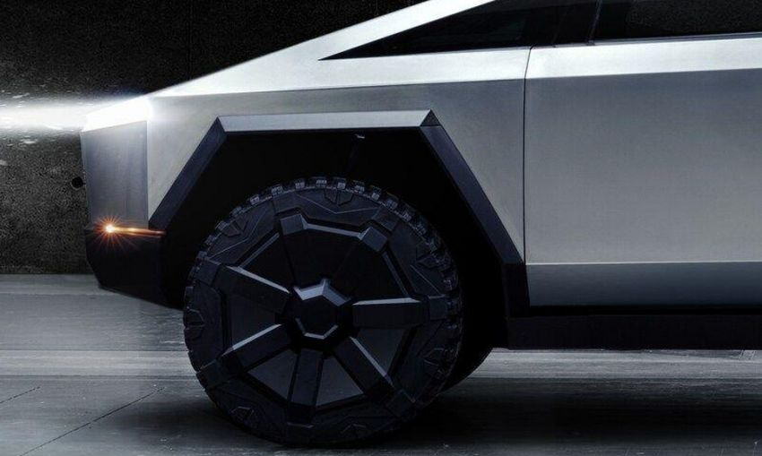 Tesla Cybertruck unveiled – space-age design electric pick-up with 800 km range, 0-96 km/h in 2.9 seconds Image #1050033