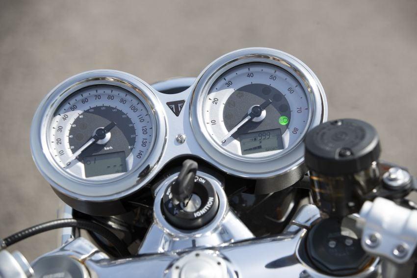 EICMA 2019: 2020 Triumph Thruxton RS – 105 hp Image #1043670