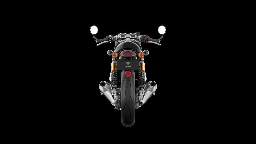 EICMA 2019: 2020 Triumph Thruxton RS – 105 hp Image #1043744