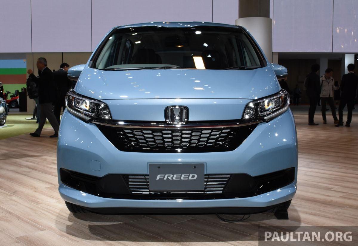 Tokyo 2019: Honda Freed facelift gets minor changes Paul Tan - Image 1040300