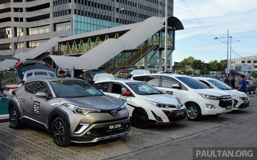 Toyota 5 Continents Drive pitstops in Malaysia – R&D staff experience different cultures to make better cars Image #1041319