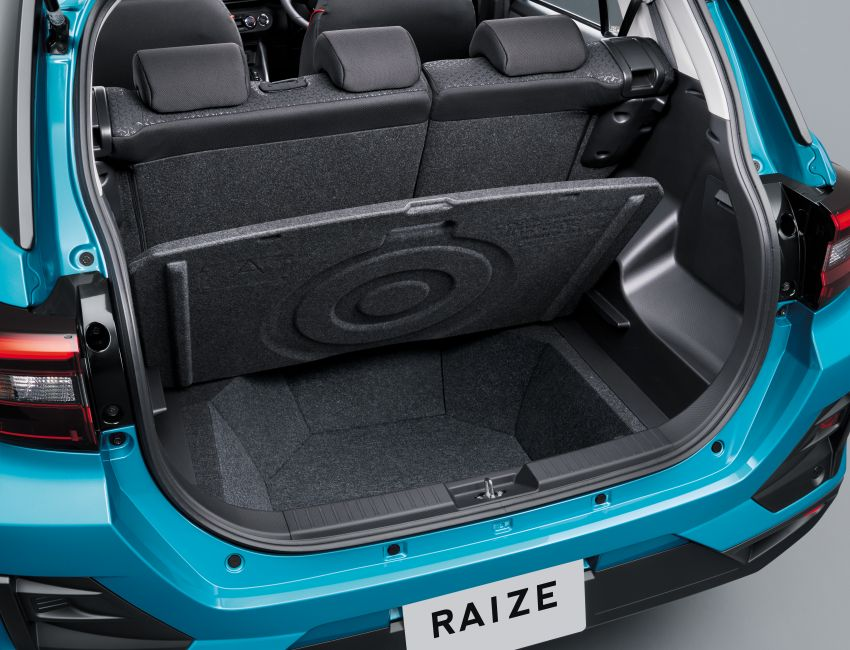 Toyota Raize revealed – rebadged Daihatsu Rocky, 98 PS 1.0L turbo three-pot, CVT, optional AWD, fr RM64k Image #1040556