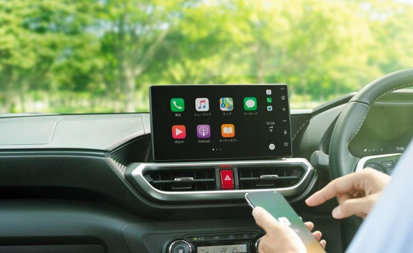 Toyota Raize revealed – rebadged Daihatsu Rocky, 98 PS 1.0L turbo three-pot, CVT, optional AWD, fr RM64k Image #1040576