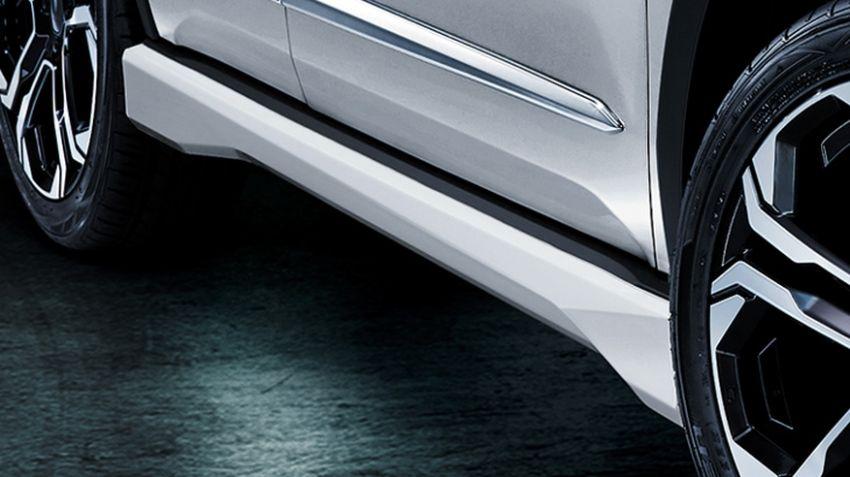 Toyota Raize Modellista dalam dua gaya berbeza Image #1043889