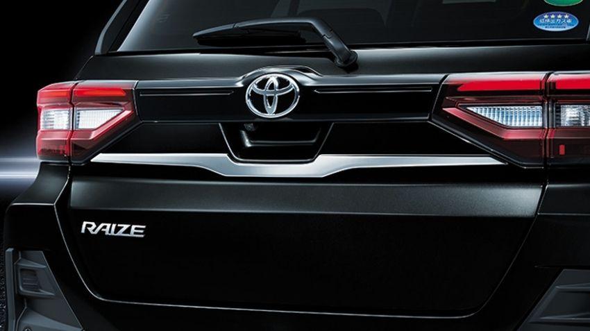 Toyota Raize Modellista dalam dua gaya berbeza Image #1043898