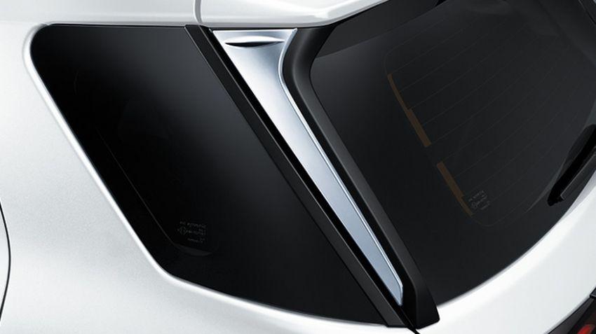 Toyota Raize Modellista dalam dua gaya berbeza Image #1043902