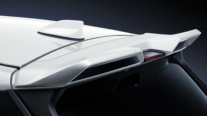 Toyota Raize Modellista dalam dua gaya berbeza Image #1043903