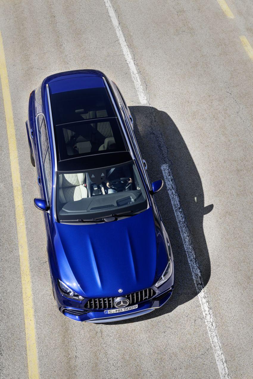 V167 Mercedes-AMG GLE63 – 4.0L biturbo V8 with EQ Boost mild hybrid, 612 PS, 850 Nm, 0-100 km/h in 3.8s Image #1049167