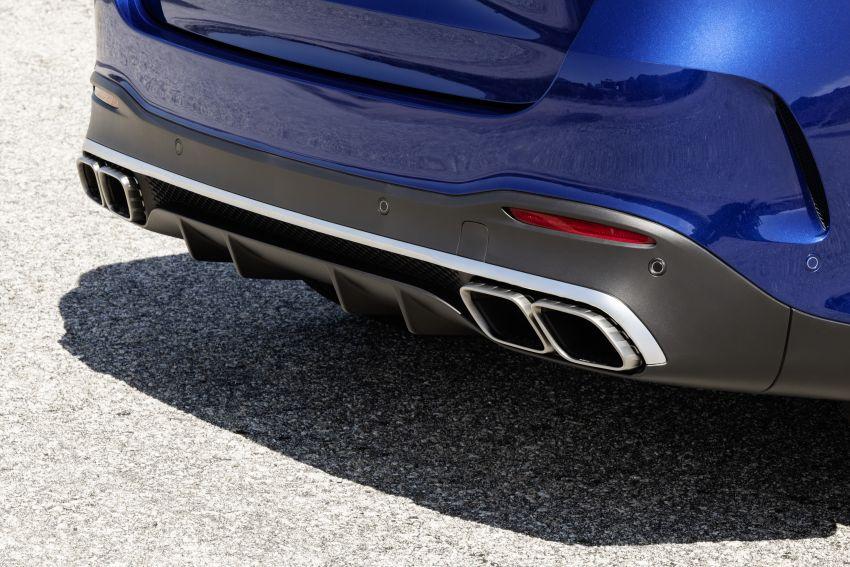 V167 Mercedes-AMG GLE63 – 4.0L biturbo V8 with EQ Boost mild hybrid, 612 PS, 850 Nm, 0-100 km/h in 3.8s Image #1049180