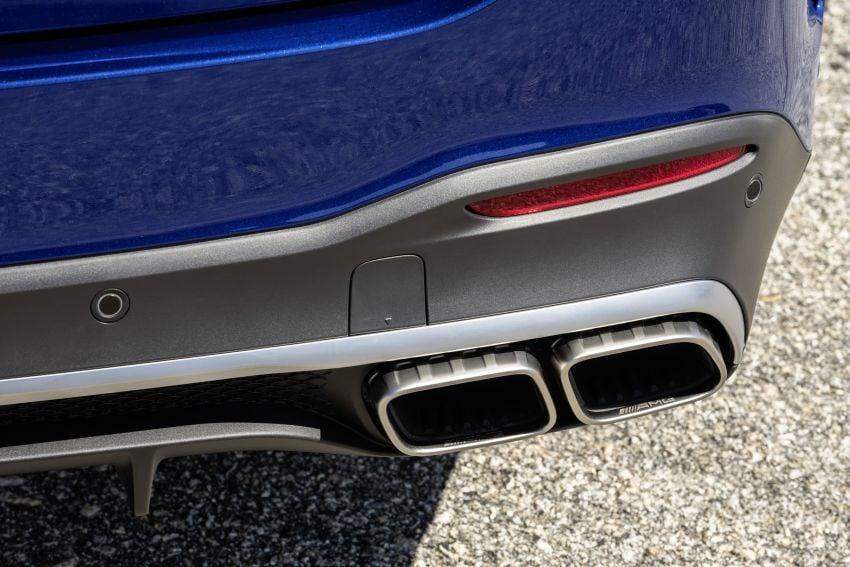V167 Mercedes-AMG GLE63 – 4.0L biturbo V8 with EQ Boost mild hybrid, 612 PS, 850 Nm, 0-100 km/h in 3.8s Image #1049184