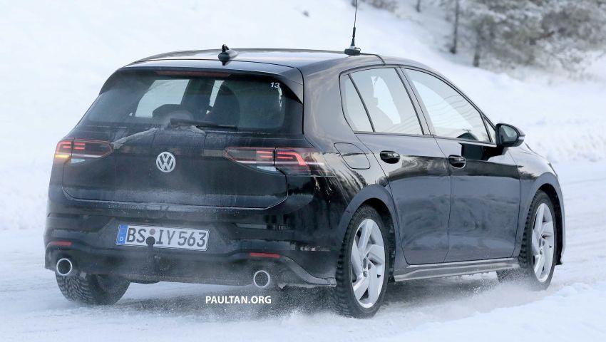 SPIED: Mk8 Volkswagen Golf GTI nearly undisguised Image #1051662