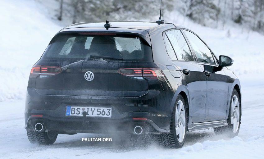 SPIED: Mk8 Volkswagen Golf GTI nearly undisguised Image #1051663
