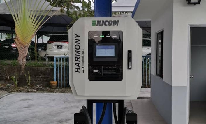 New 40kW DC fast charging facility in Klang Valley – Vision Motorsports offers free use, AC charging soon Image #1049840