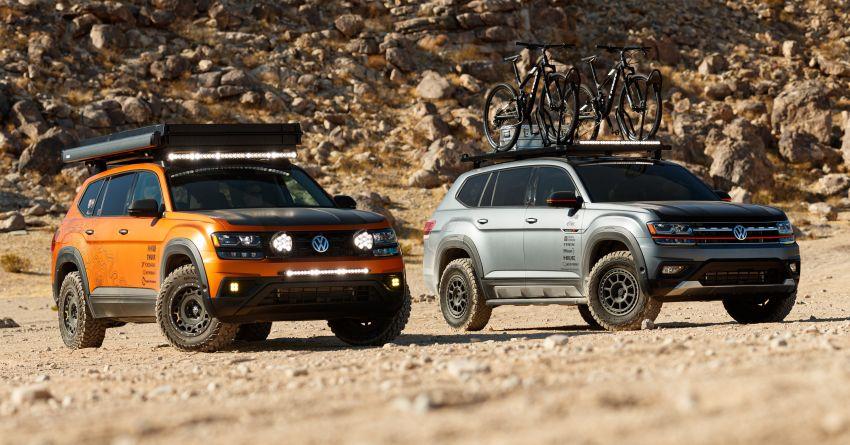 SEMA 2019: Volkswagen readies four sexy concepts Image #1040706