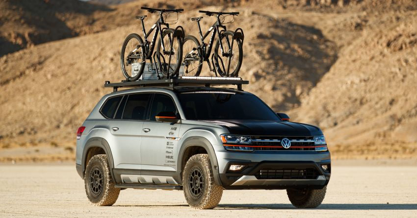 SEMA 2019: Volkswagen readies four sexy concepts Image #1040715