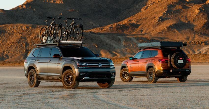 SEMA 2019: Volkswagen readies four sexy concepts Image #1040720