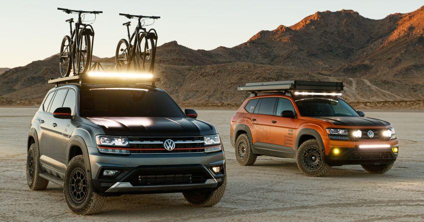 SEMA 2019: Volkswagen readies four sexy concepts Image #1040721