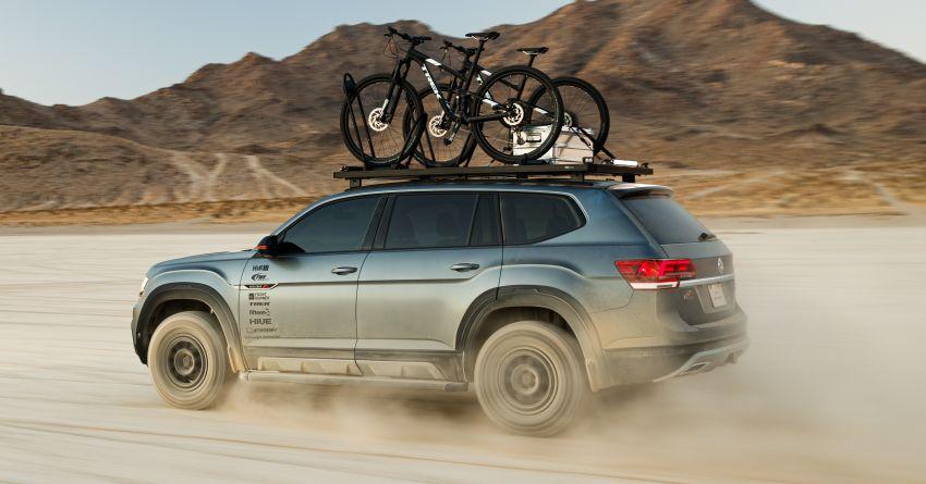 SEMA 2019: Volkswagen readies four sexy concepts Image #1040723