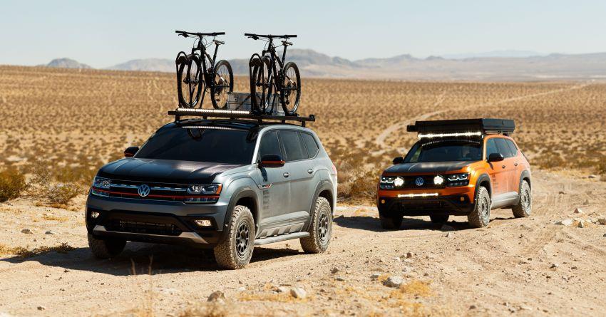 SEMA 2019: Volkswagen readies four sexy concepts Image #1040695