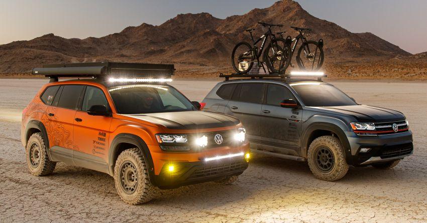 SEMA 2019: Volkswagen readies four sexy concepts Image #1040726