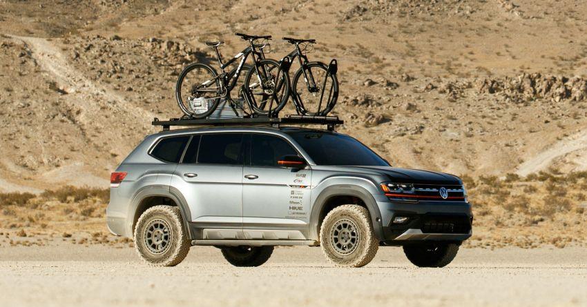 SEMA 2019: Volkswagen readies four sexy concepts Image #1040727
