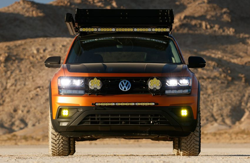 SEMA 2019: Volkswagen readies four sexy concepts Image #1040728