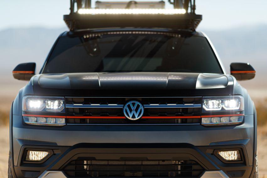 SEMA 2019: Volkswagen readies four sexy concepts Image #1040696