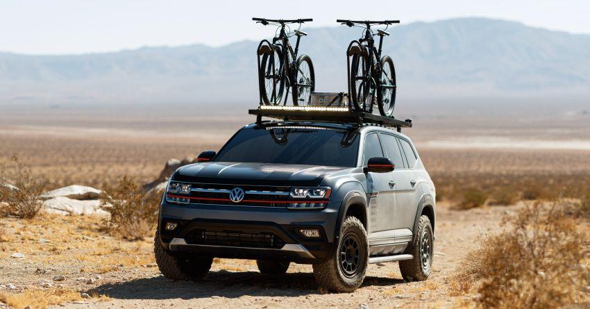 SEMA 2019: Volkswagen readies four sexy concepts Image #1040698