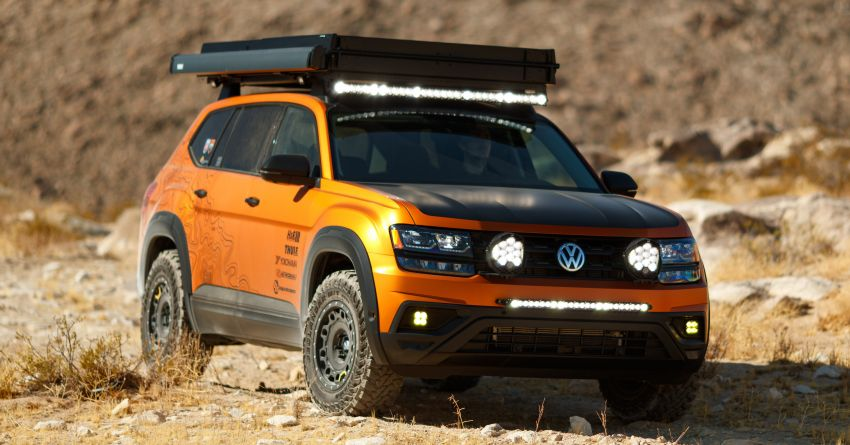 SEMA 2019: Volkswagen readies four sexy concepts Image #1040700