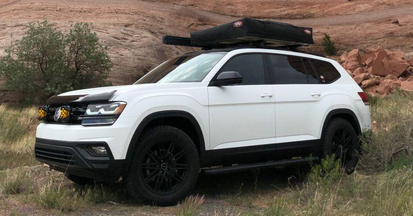 SEMA 2019: Volkswagen readies four sexy concepts Image #1040684