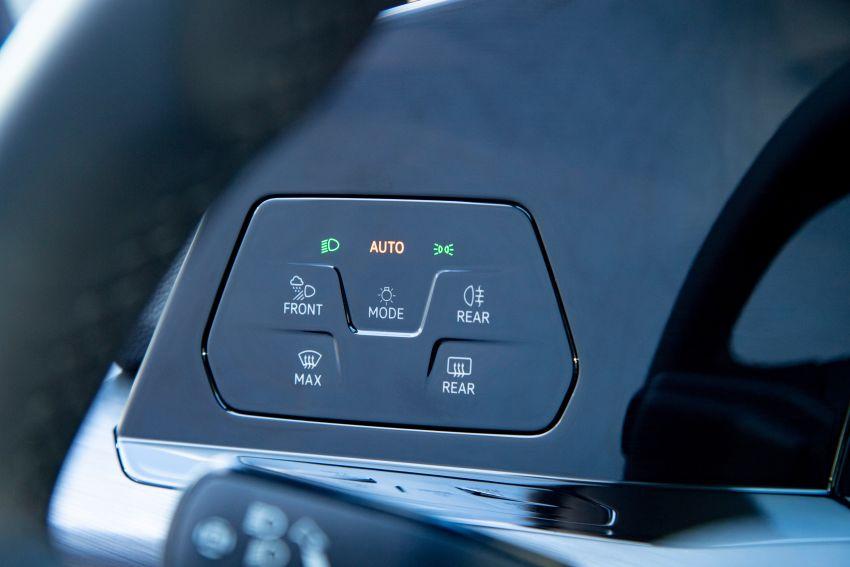 MEGA GALLERY: Volkswagen Golf Mk8 gets detailed Image #1052612