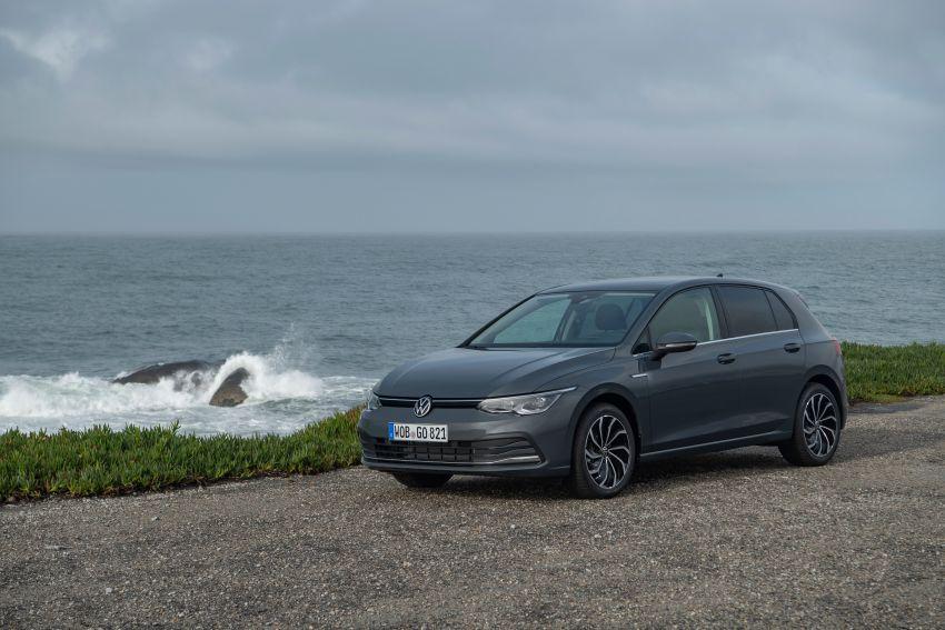 MEGA GALLERY: Volkswagen Golf Mk8 gets detailed Image #1052620