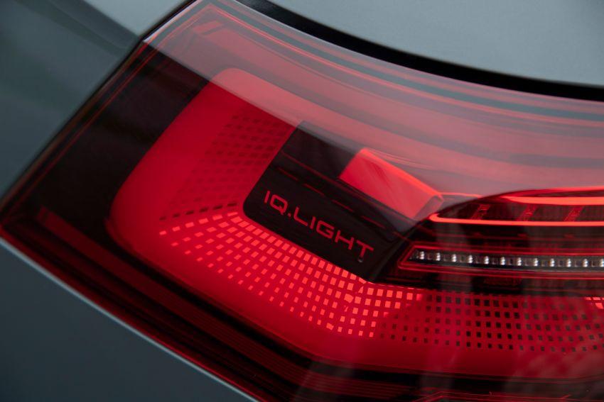 MEGA GALLERY: Volkswagen Golf Mk8 gets detailed Image #1052654