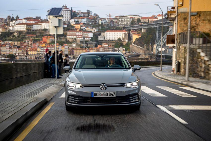 MEGA GALLERY: Volkswagen Golf Mk8 gets detailed Image #1052510