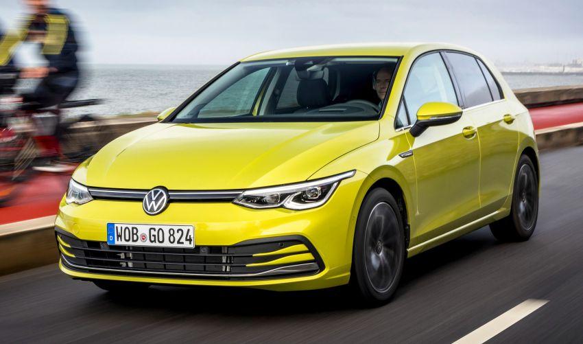 MEGA GALLERY: Mk8 Volkswagen Golf gets detailed Image #1052663