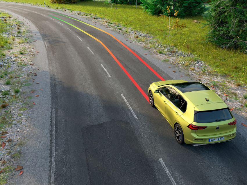 MEGA GALLERY: Volkswagen Golf Mk8 gets detailed Image #1052688