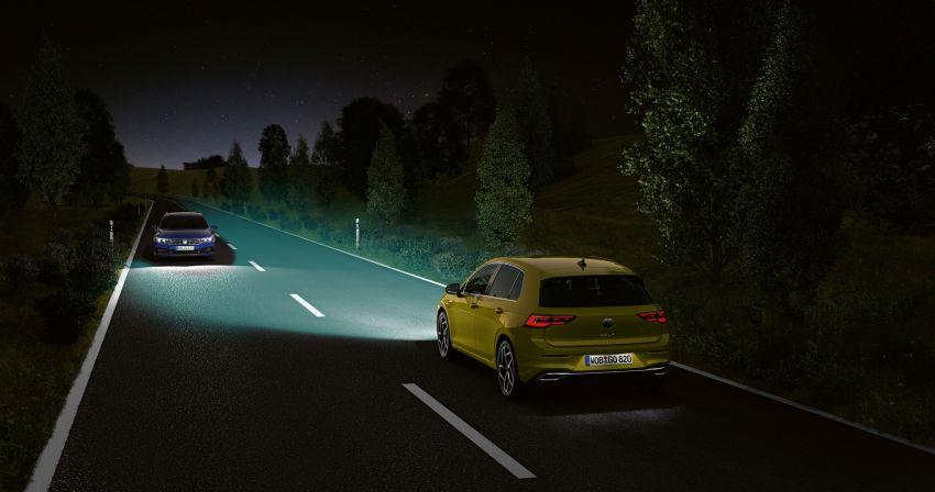 MEGA GALLERY: Volkswagen Golf Mk8 gets detailed Image #1052694