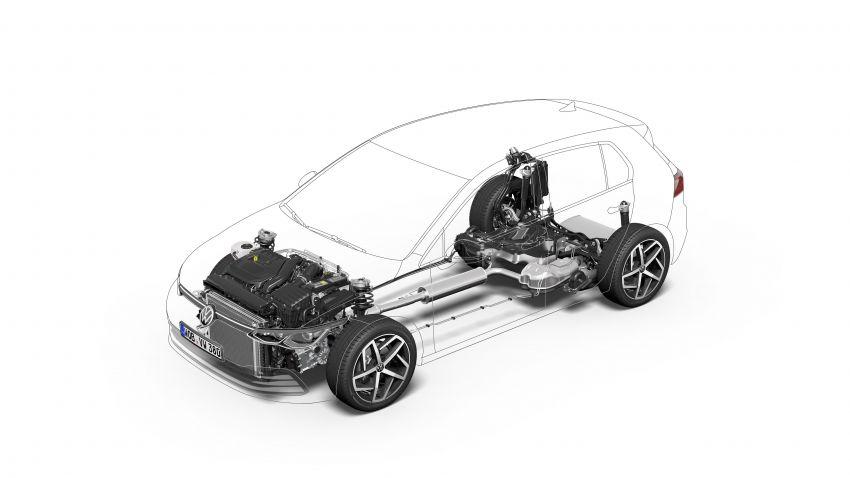 MEGA GALLERY: Volkswagen Golf Mk8 gets detailed Image #1052720