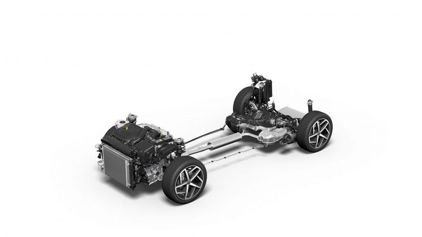 MEGA GALLERY: Volkswagen Golf Mk8 gets detailed Image #1052721