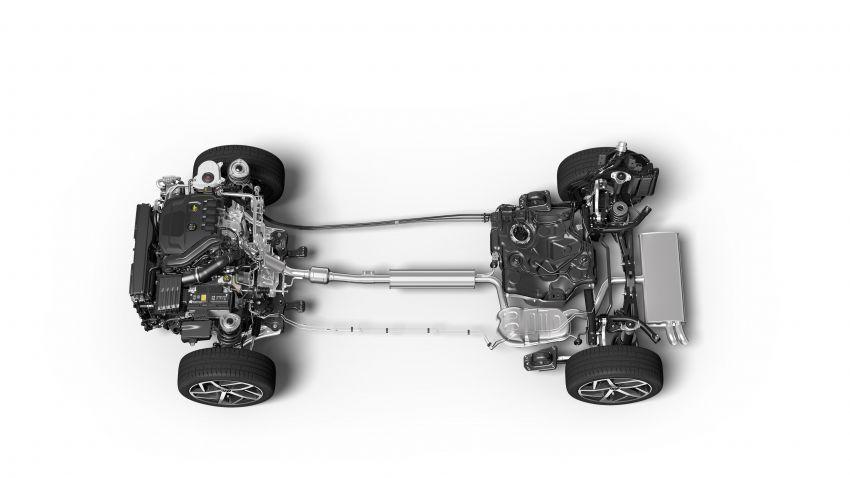 MEGA GALLERY: Volkswagen Golf Mk8 gets detailed Image #1052723