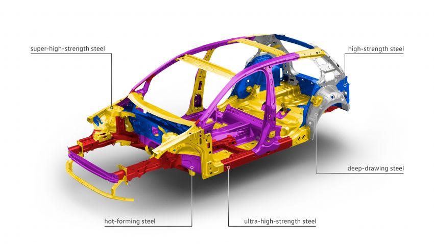 MEGA GALLERY: Volkswagen Golf Mk8 gets detailed Image #1052729